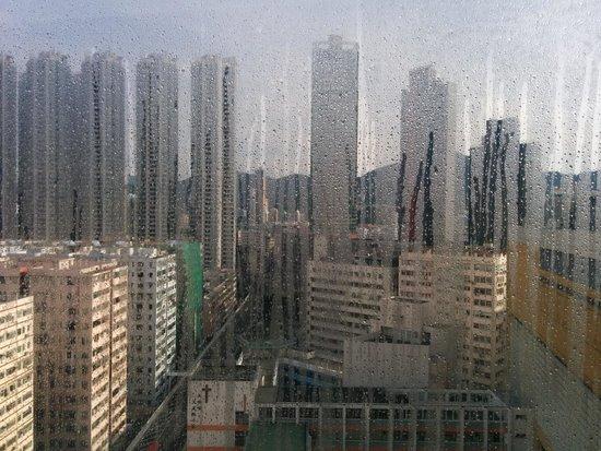 Dorsett Mongkok Hong Kong : View from our room