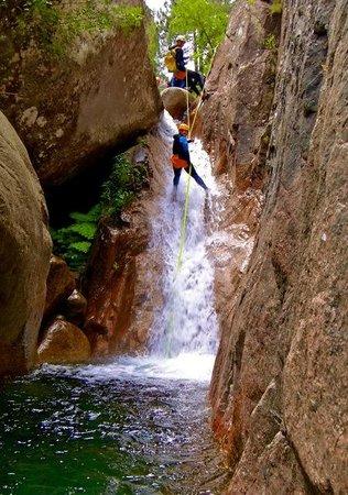 Aqa-canyon : Polischellu