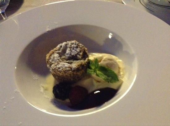 Coda Restaurant : chocolate dessert