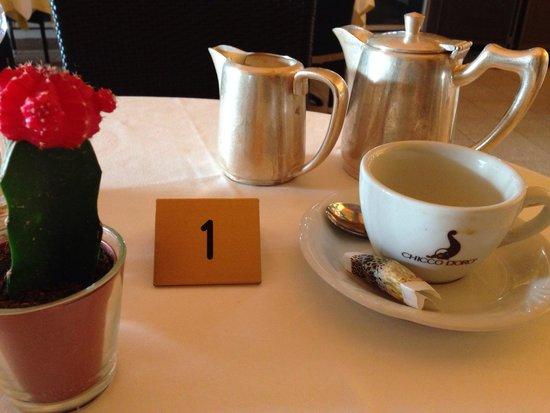 BEST WESTERN Hotel Bellevue Au Lac: Frühstück