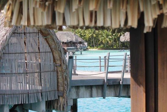 Four Seasons Resort Bora Bora: Charming