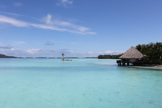 Four Seasons Resort Bora-Bora : No filters needed !