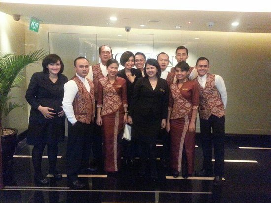Shangri-La Hotel Jakarta: Horizon Club Stars