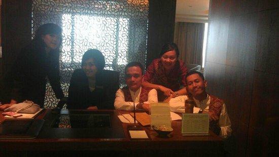 Shangri-La Hotel Jakarta: What a Welcome