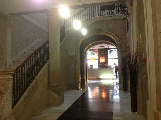 Petit Palace Boqueria Garden: Hotel Entrance