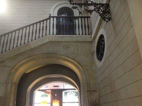 Petit Palace Boqueria Garden: Hotel Entrance:Lovely!