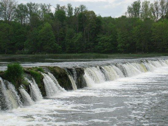 Venta Waterfall: Водопад на реке Вента