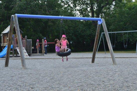 Riley Park: playground
