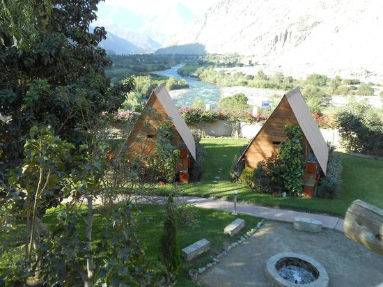 La Confianza Hotel - Lunahuana: Las Cabanas