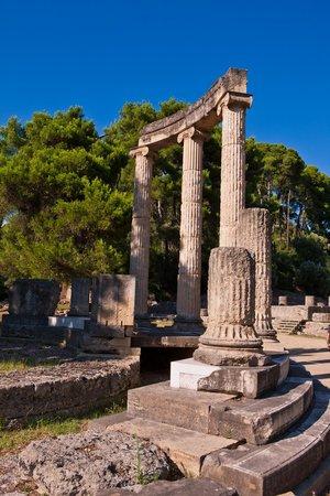 Ancient Olympia: Храм