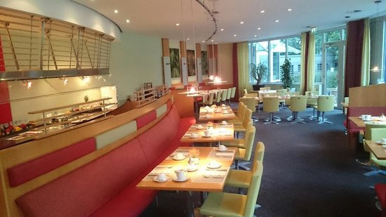 Novotel Mainz: restaurant
