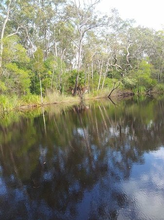 The Discovery Group - Day Tours: mirrored water