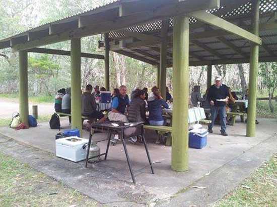 The Discovery Group: 2nd stop - BBQ