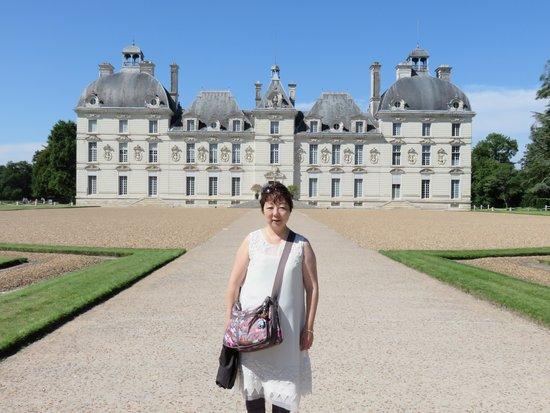 Château de Cheverny : 建物外観