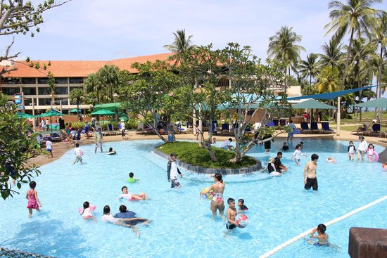 Shangri-La's Tanjung Aru Resort & Spa: a paradise for all ages
