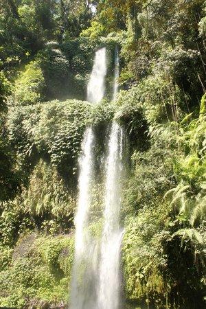Sendang Gile and Tiu Kelep Waterfall: Air Terjun Sendang Gile