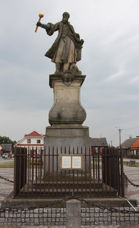 Stefan Czarniecki Monument