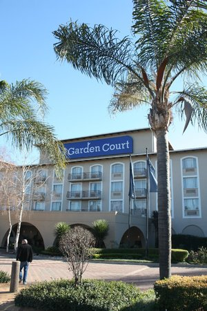 Garden Court O.R. Tambo International Airport : hotel Garden Court