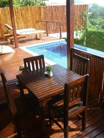 The Place Luxury Boutique Villas: Villa 9 private pool