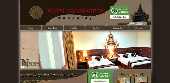Hotel Yadanarbon: traveler choice award