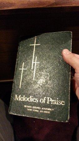Bethel Gospel Assembly : Testi dei canti