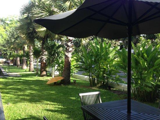 Shinta Mani Angkor: Devant l hotel