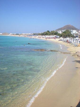 Agia Anna Beach: vista