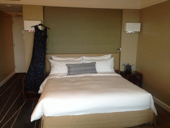 Grand Hyatt Melbourne: King room