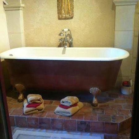 Le prieure de la chaise : Salle de bains