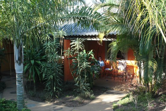 Lidiko Lodge: onze kamer