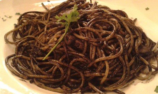 Ristorante Ai Leoncini San Marco: Spaghetti alla veneziana