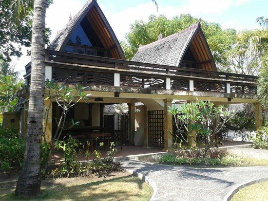 Hotel Vila Ombak: due camere affiancate