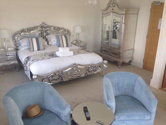 Babbacombe Bay Hotel: The Room