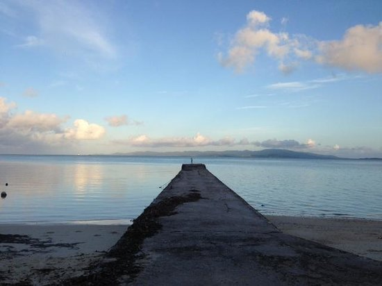 Sapunaya : 歩きか自転車で西桟橋へ