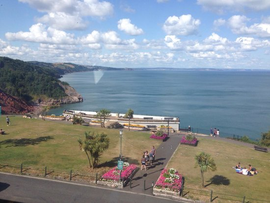 Babbacombe Bay Hotel: The View