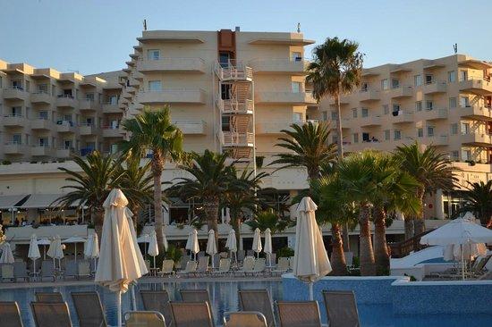 Louis Creta Princess Beach Hotel: Main Hotel