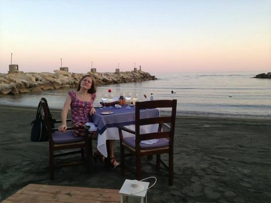 Parklane, A Luxury Collection Resort & Spa : Microlimani view.