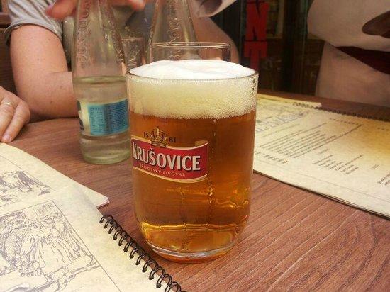 U Mlynare: la birra!!!!