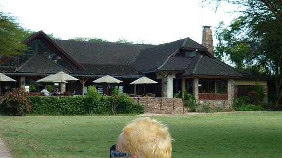 Keekorok Lodge-Sun Africa Hotels: Hotel