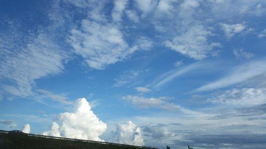 Club Med La Palmyre Atlantique : ciel
