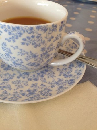 The Great British Tea Shop: Can't beat a good cuppa!!
