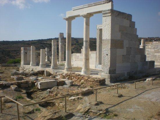 Temple of Demeter: vista
