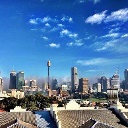 Holiday Inn Potts Point - Sydney: Room with a view