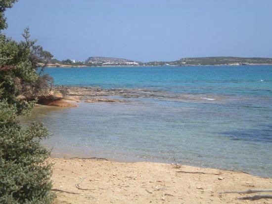 Santa Maria Beach : vista