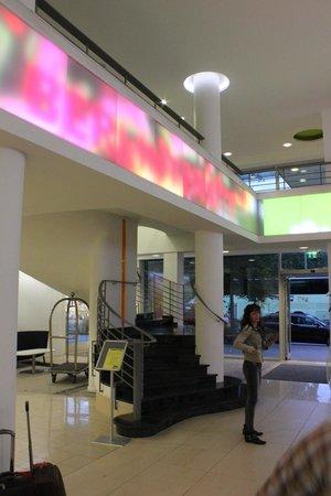 Hotel Berlin, Berlin: Lobby