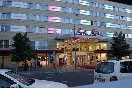 Hotel Berlin, Berlin: Außenansicht