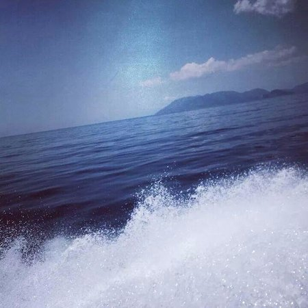 Levante Speedboat Excursions: You will get wet!