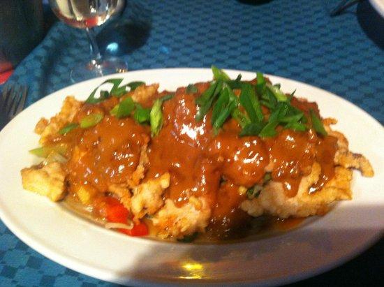 The Railway Tavern: Chicken Satay