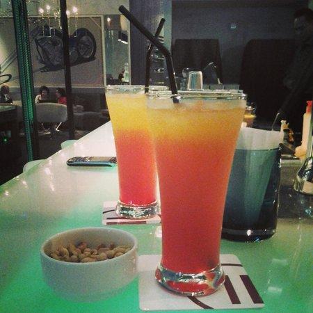 Pullman Jakarta Central Park: Minuman selamat datang
