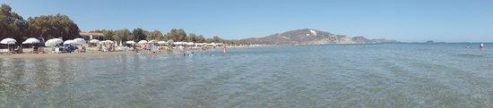 Louis Zante Beach: Our beach
